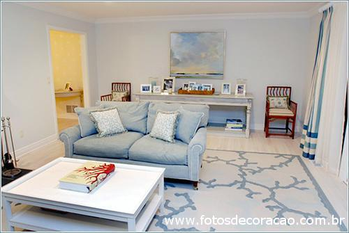 sala estar tom azul bebe
